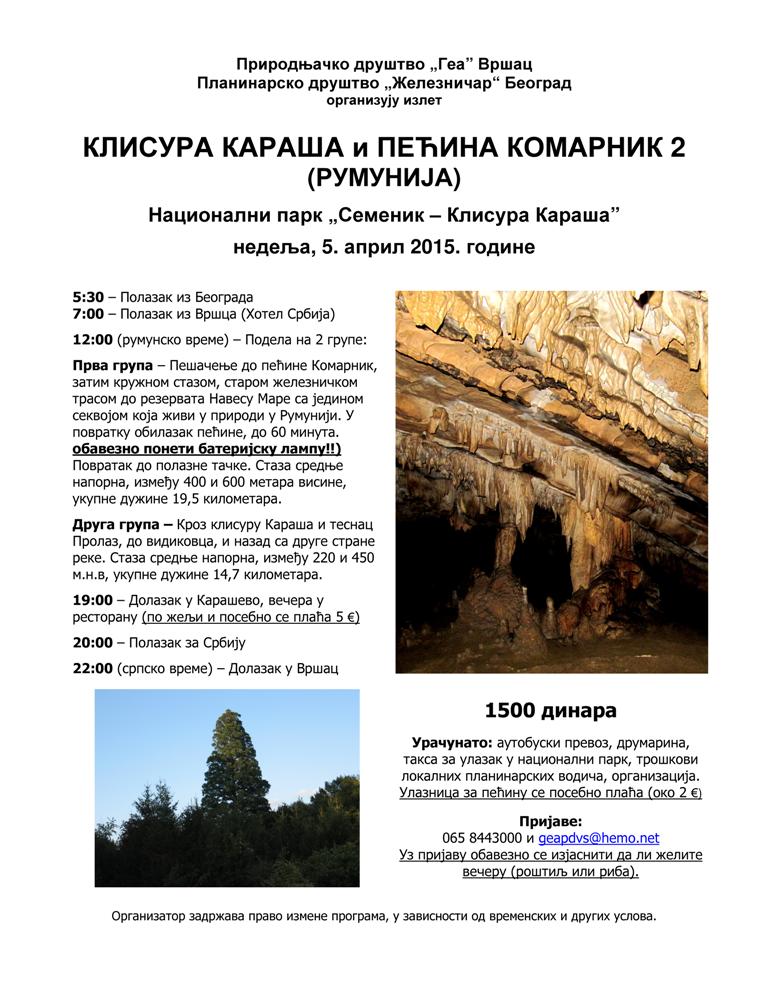 Komarnik _program